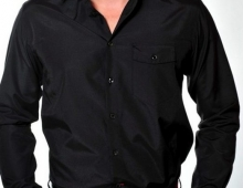 Chemise homme, made in France, Galucebo