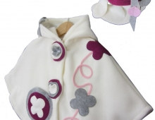 Cape et chapka enfant, Safishop, made in France