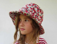 Chapreau fille, made in France, Safishop
