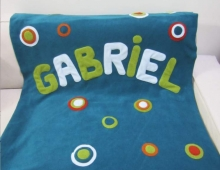 Couverture enfant, made in France, Safishop