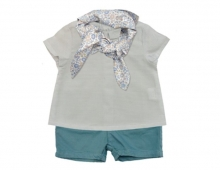 Tenue bebe, Marie Puce, made in France