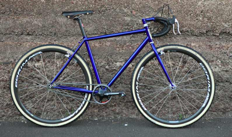 Bicyclette 100%  made in France, Victoire Cycles