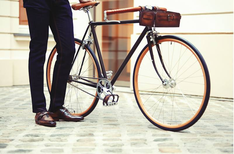 Velo Berluti, made in France par Victoire Cycles