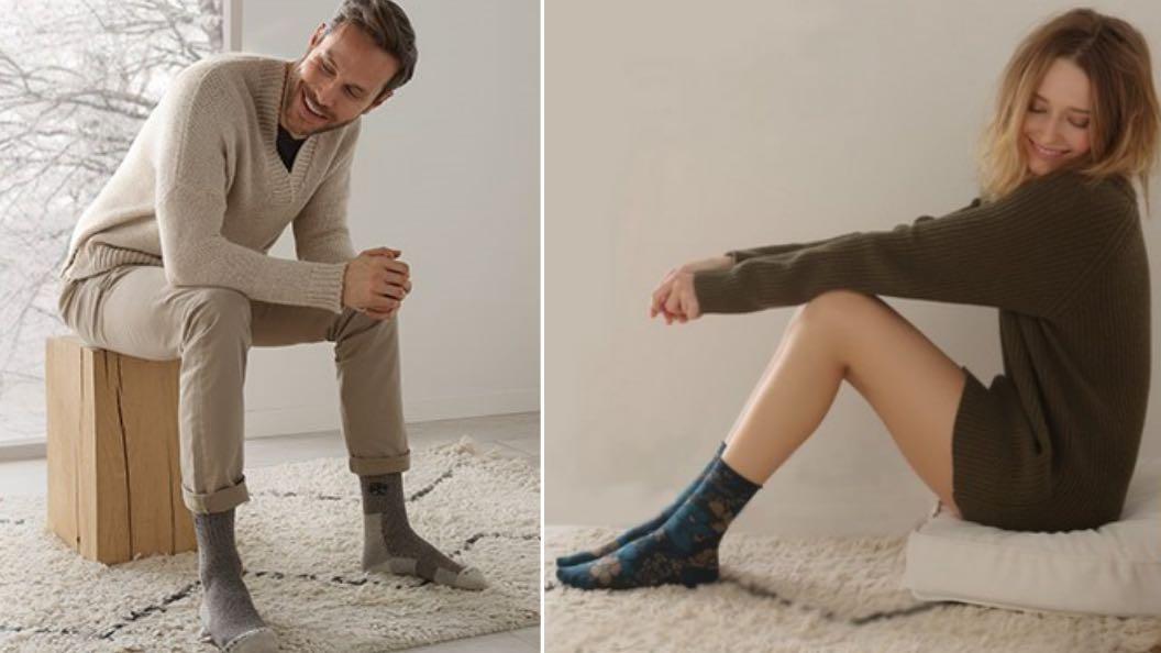 Bleuforêt : le n° 1 de la chaussette fabriquée en France