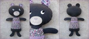 doudou ourse Kolinosté