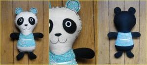 panda Kolinosté made in Paris