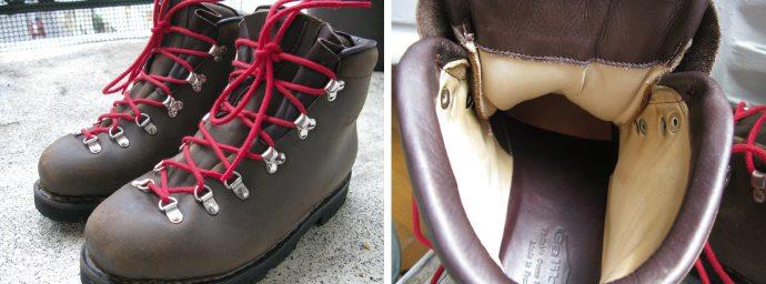 Chaussures Galibier : la montagne est à vos pieds