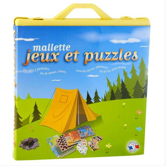 Ferriot Cric- jeux made in France