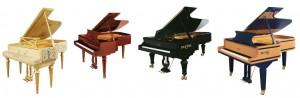 Pianos Pleyel d'hier, d'aujour'hui, de concerts et d'artistes… © J. Bouillon/Pianos Pleyel/T. Deron