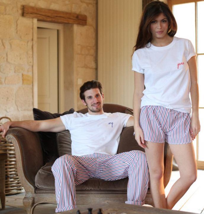 Pyjamas made in France, Le Slip français et Maison Labiche
