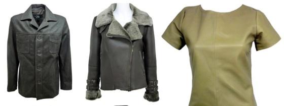 Fashion Cuir, vêtements en cuir et made in France