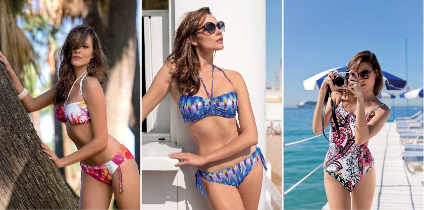 Maillots femme made in France, par Tyché Valérie