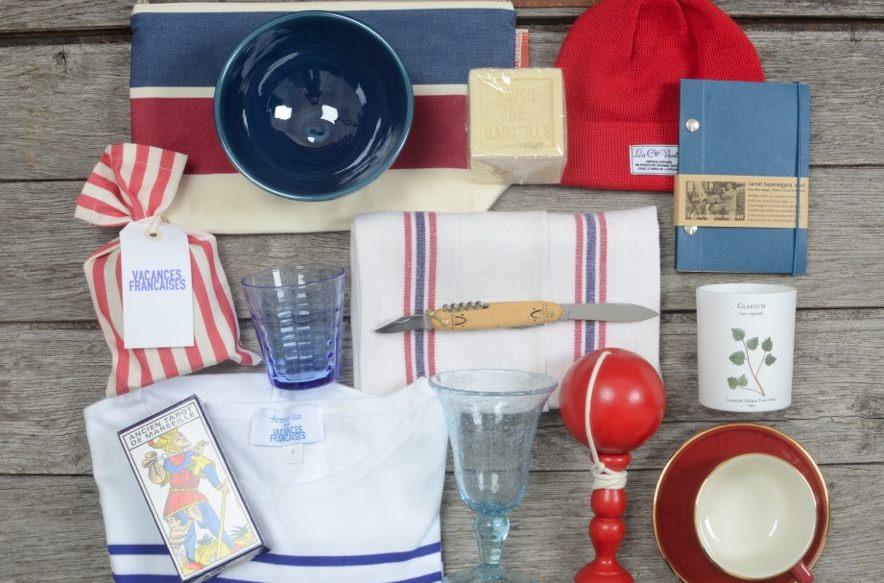 Vacances françaises, site de vente de produits authentiques et made in France