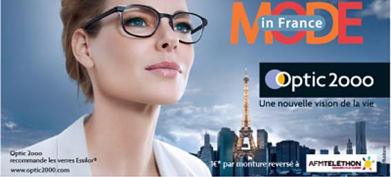 "Campagne de communication ""Mode in France"""