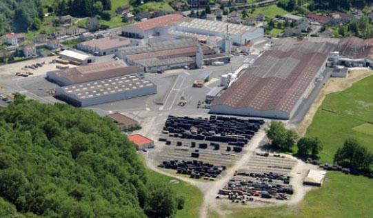 Lapeyre dispose de onze sites industriels, répartis dans tout l'Hexagone. © Lapeyre