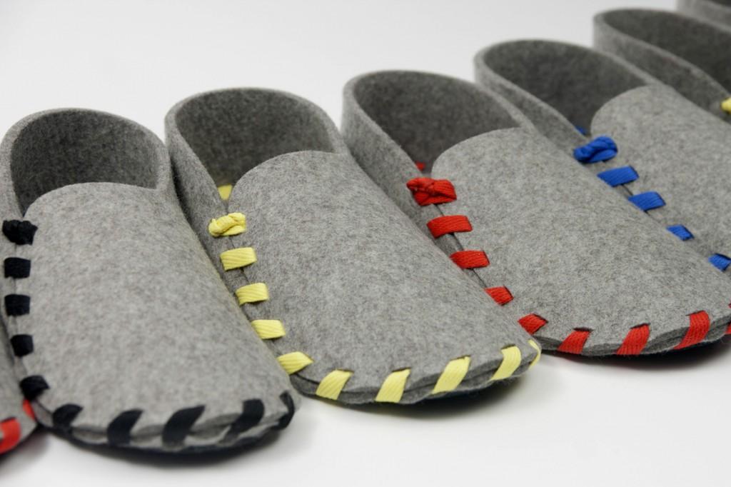 Lasso Shoes Chaussons Atypiques Et Made In France La Fabrique