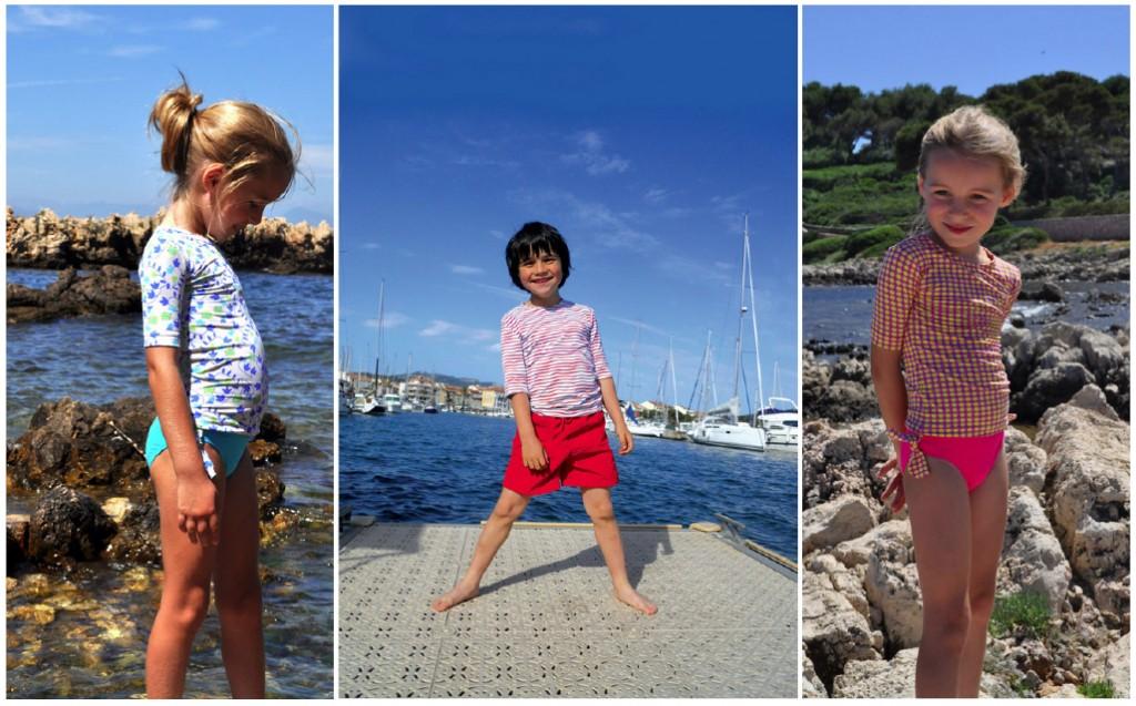 Little Duck, tenues de plage anti-UV fabriquées en France