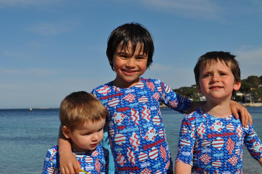 Explorateurs des mers : t-shirt Lille Duck pour garçon fabriqué en France
