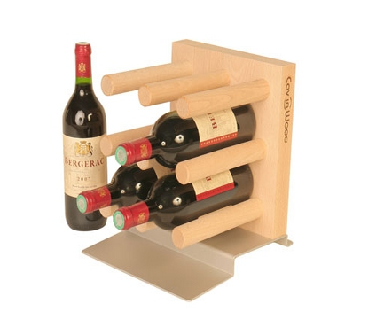 Cavinwood, rangement made in France pour le vin