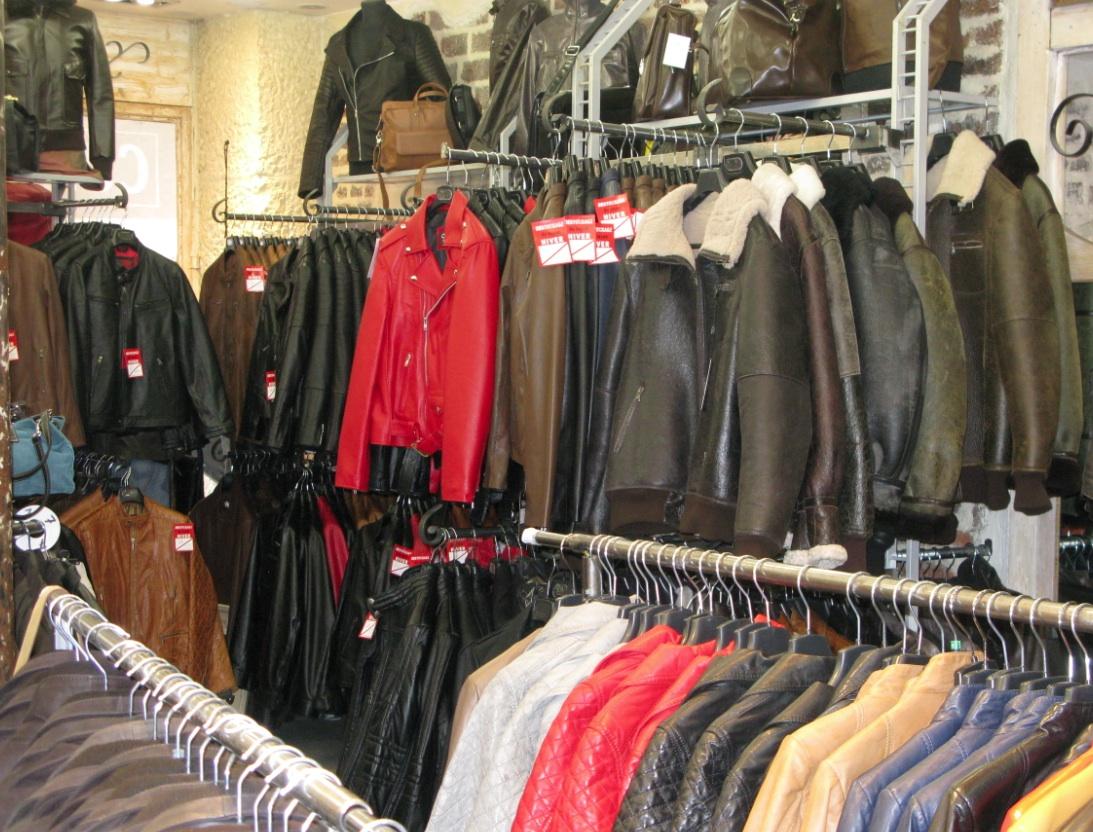 c894883f088 DKS   des vêtements en cuir fabriqués en France pour homme et femme ...