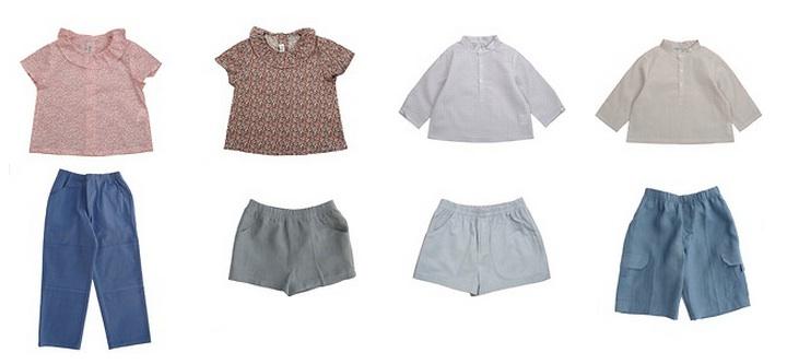 Marie Puce - vêtements enfant fabriqués en France