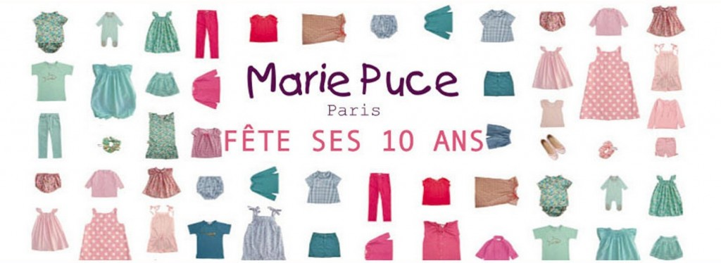 Anniversaire Marie Puce