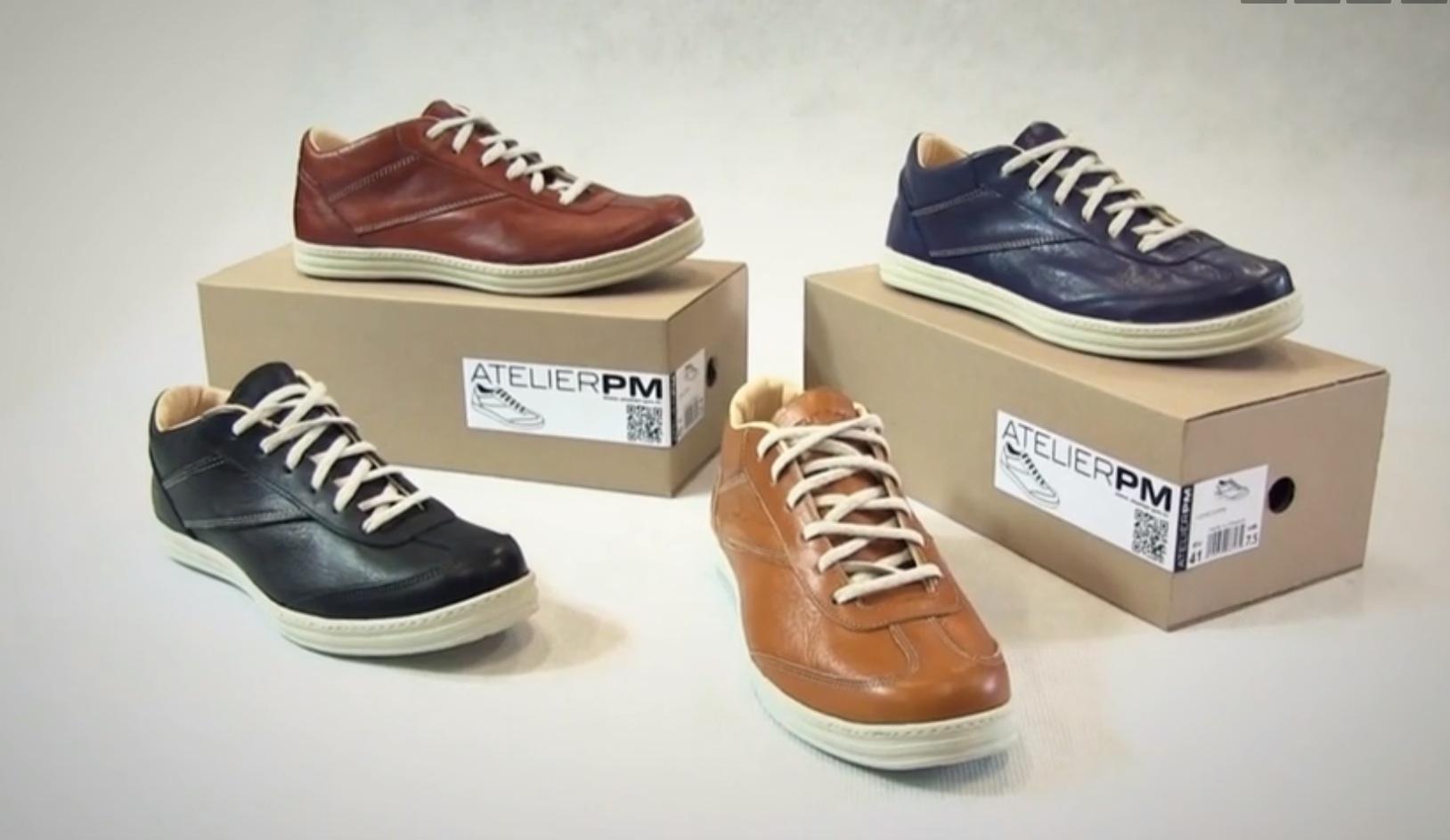 b353c9844f0a AtelierPM, sneakers cuir homme et femme fabriqués en France | La Fabrique  hexagonale
