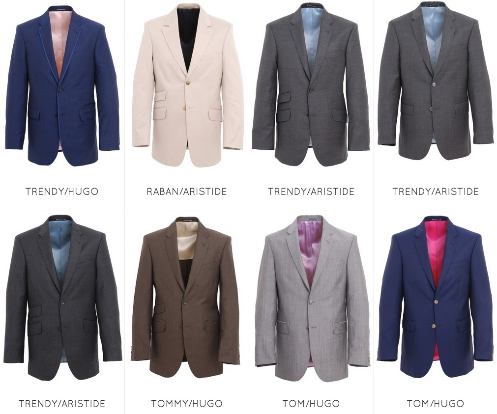 """E-boutique Smuggler, costumes """"made in France"""""""