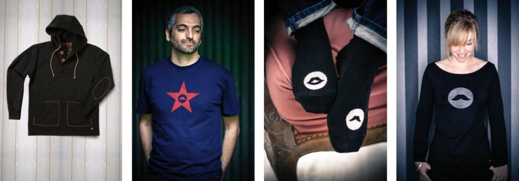 Orijns, t-shirts, polos et autres basiques made in France