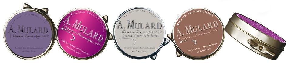 A. Mulard, cirages fabriqués en France