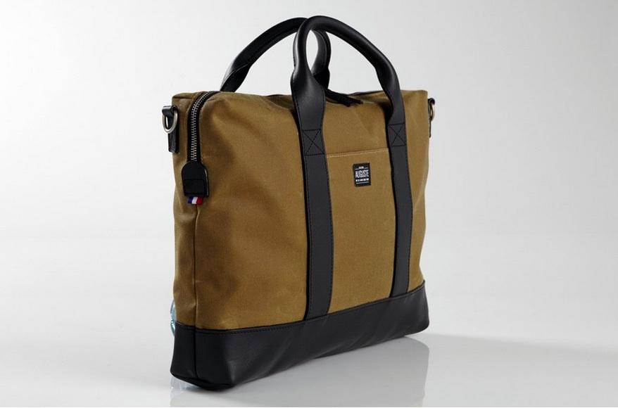 Ateliers auguste des sacs en cuir et en coton fabriqu s for Fabricant canape cuir france