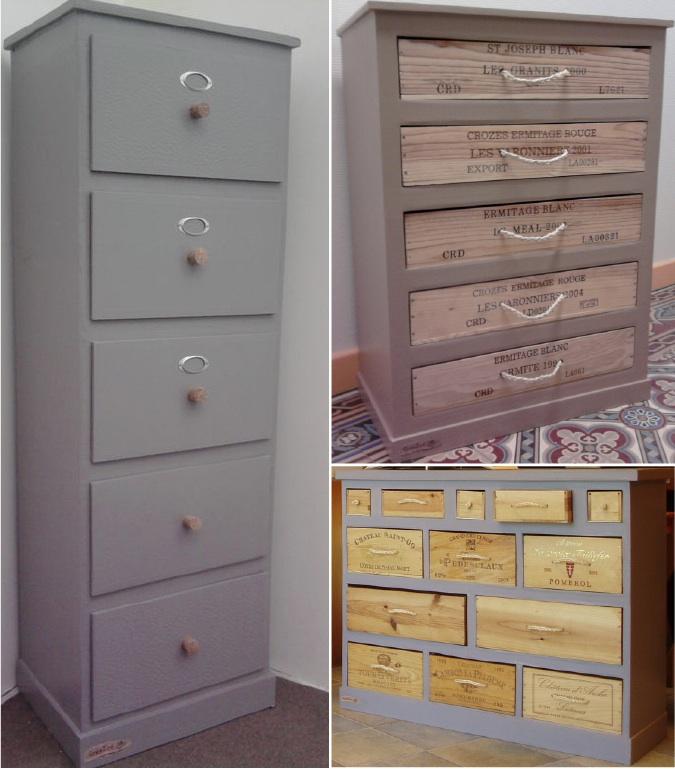 """Créazoé meubles en carton """"made in France"""""""