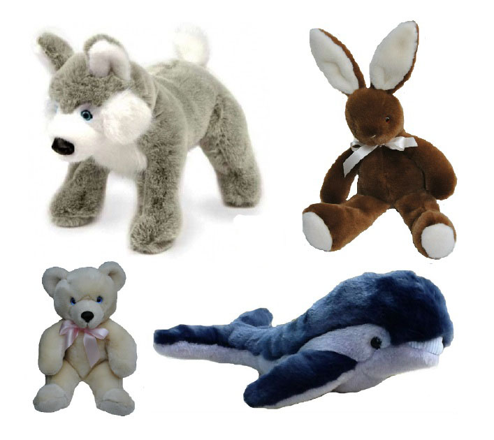 Peluches Blanchet, made in France