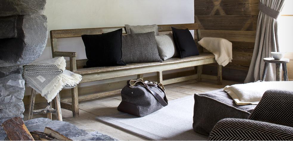 Arpin, tissu d'ameublement et accessoires de décoration made in France