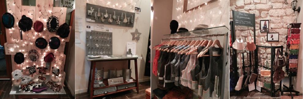 Boutique Happy Hour Shop, decembre 2013