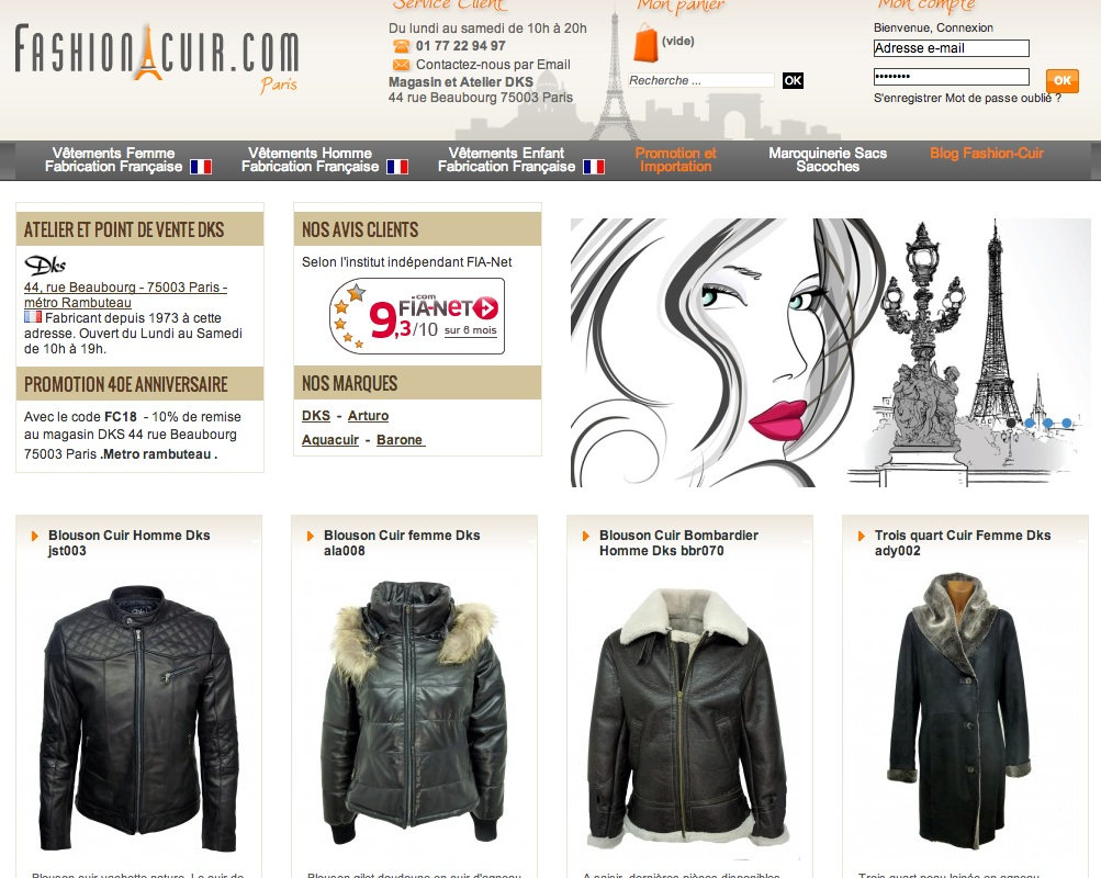 Fashion Cuir, le cuir made in France