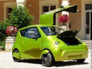 La Weez, voiturette électrique made in France