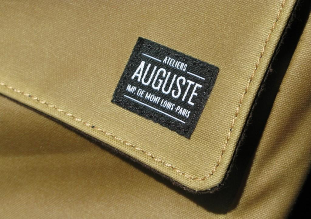 Ateliers Auguste : sacs et accessoires fabriqués en France pour homme