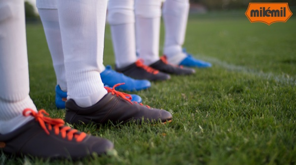 Milemil, chaussures de foot made in France
