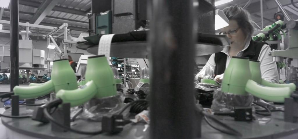 Velecta Paramount - usine de Romorantin