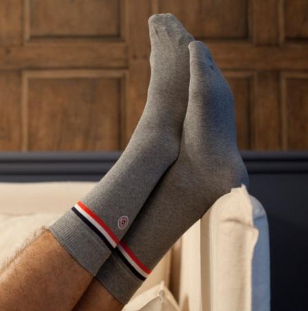 Nouvelles chaussettes made in France, Le Slip francais