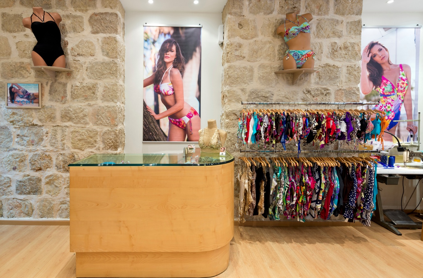 Boutique Tyché Valérie-maillots de bain made in France