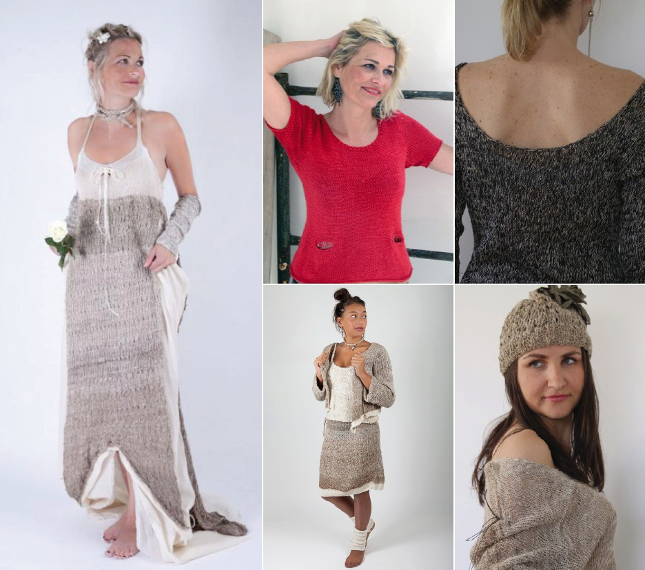 Ligne sauvage, tenues naturelles made in France