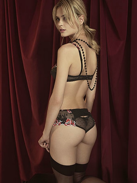 Allande, lingerie fine made in france