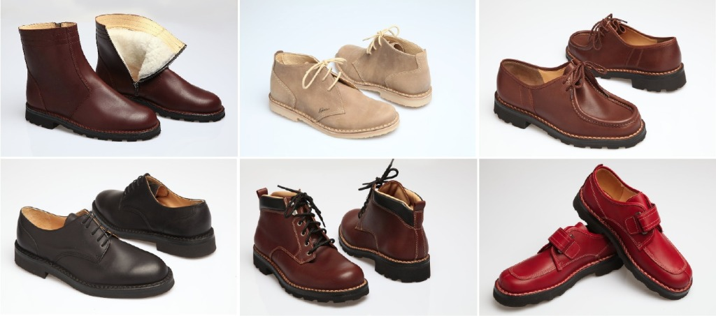 Chaussures Gatine, made in France et abordables