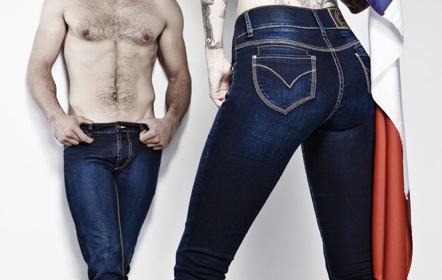 French Appeal, jeans homme et femme made in France