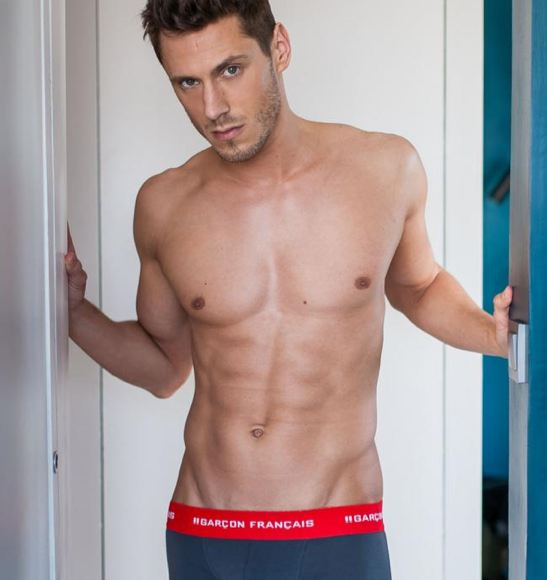 Garçon français : sous-vêtements homme fabriqués en France