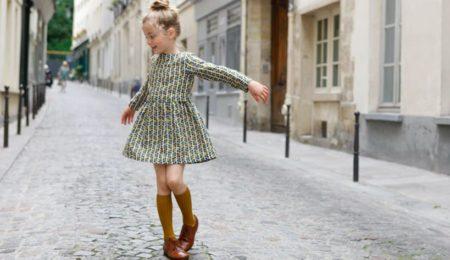 Maris Puce, vêtements enfant made in France