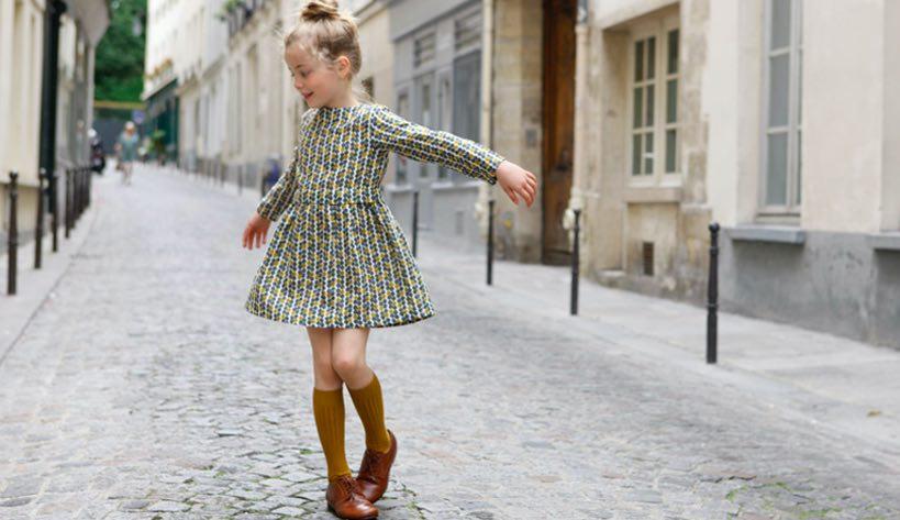 Marie Puce, tenues coquettes fabriquées en France pour petits et grandes