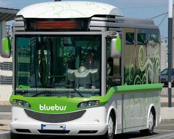 Des bus et des utilitaires électriques et made in France en Ile-de-France
